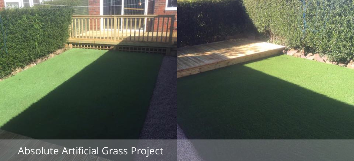 Bradford Artificial Grass.